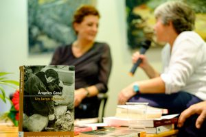Presentación de libro en Zuera