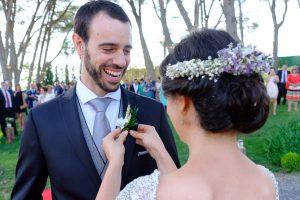 Adrián y Leyre boda en el Turrullón