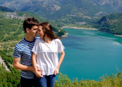 César y Pilar – Preboda en Pirineo y Zuera