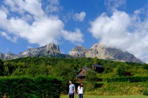 Reportaje de Preboda en el Pirineo