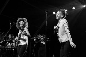 Grupo Las Chicas de la Habana en Zuera